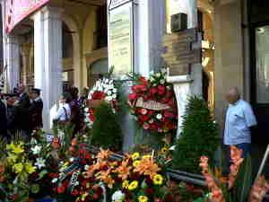Brescia 28 maggio 2012 Il luogo della strage