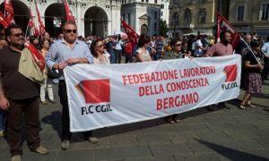 Brescia 28 maggio 2012 La delegazione Bergamo